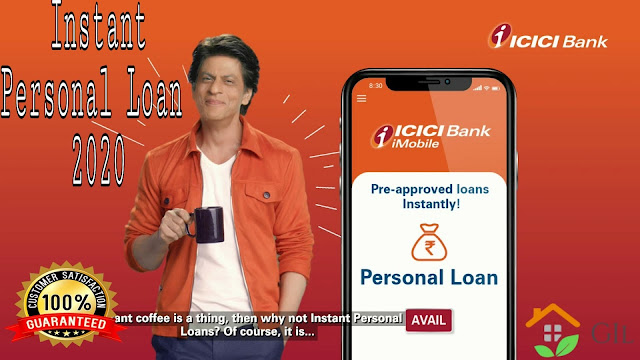how to apply for ICICI Bank personal loan, interest rates