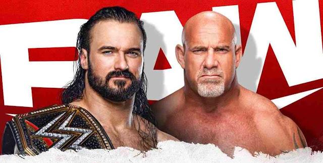 Repetición Wwe Raw 25 de Enero de 2021 Full Show