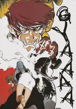 Kekkai Sensou Manga
