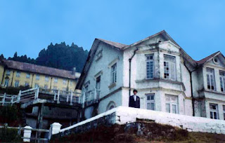 Dow Hill, Kurseong most famous haunted place in  West Bengal