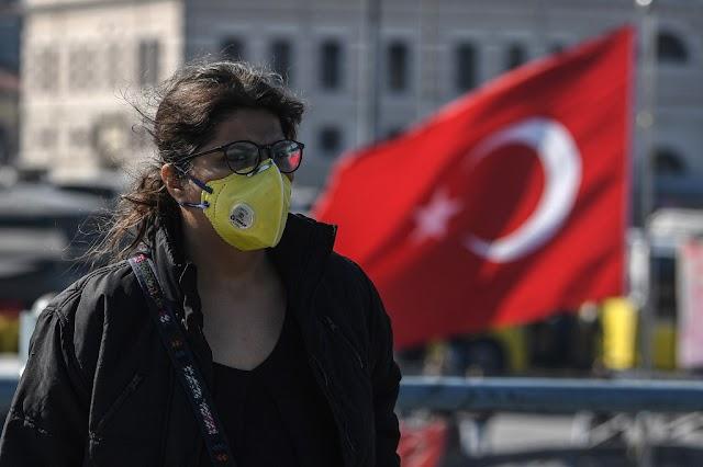 Törökországban két hét után ismét majdnem 1200-zal nőtt a fertőzöttek száma