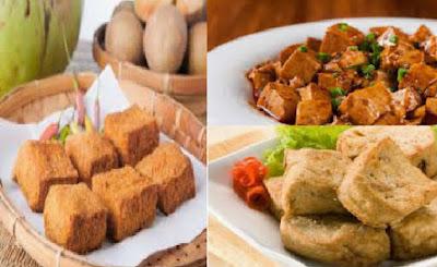 Resep Masakan dari Tahu