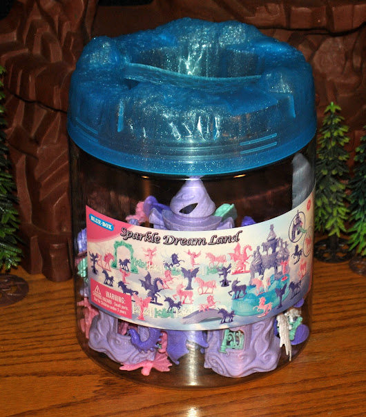 BLUEBOX: Sparkle Dreamland Bucket