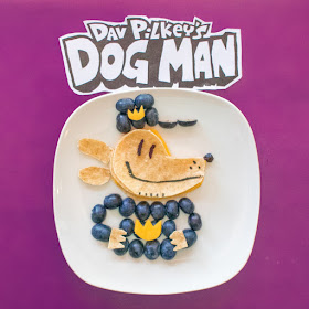 How to Make a Dav Pilkey Dog Man Book Lunch!