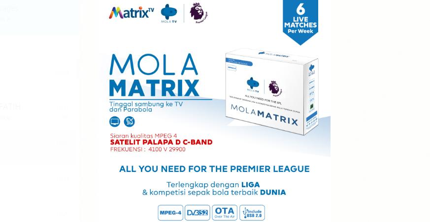 mola tv terbaru bulan januari 2021