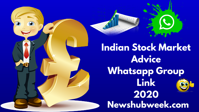 Join 15+ indian stock market advice Whatsapp group links