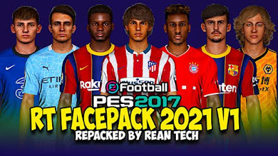 We researched the best face paints so you can find the best kits to create your look. PES 2017 RT Face Repacked 2021 Update V1.0 - Game With Bor