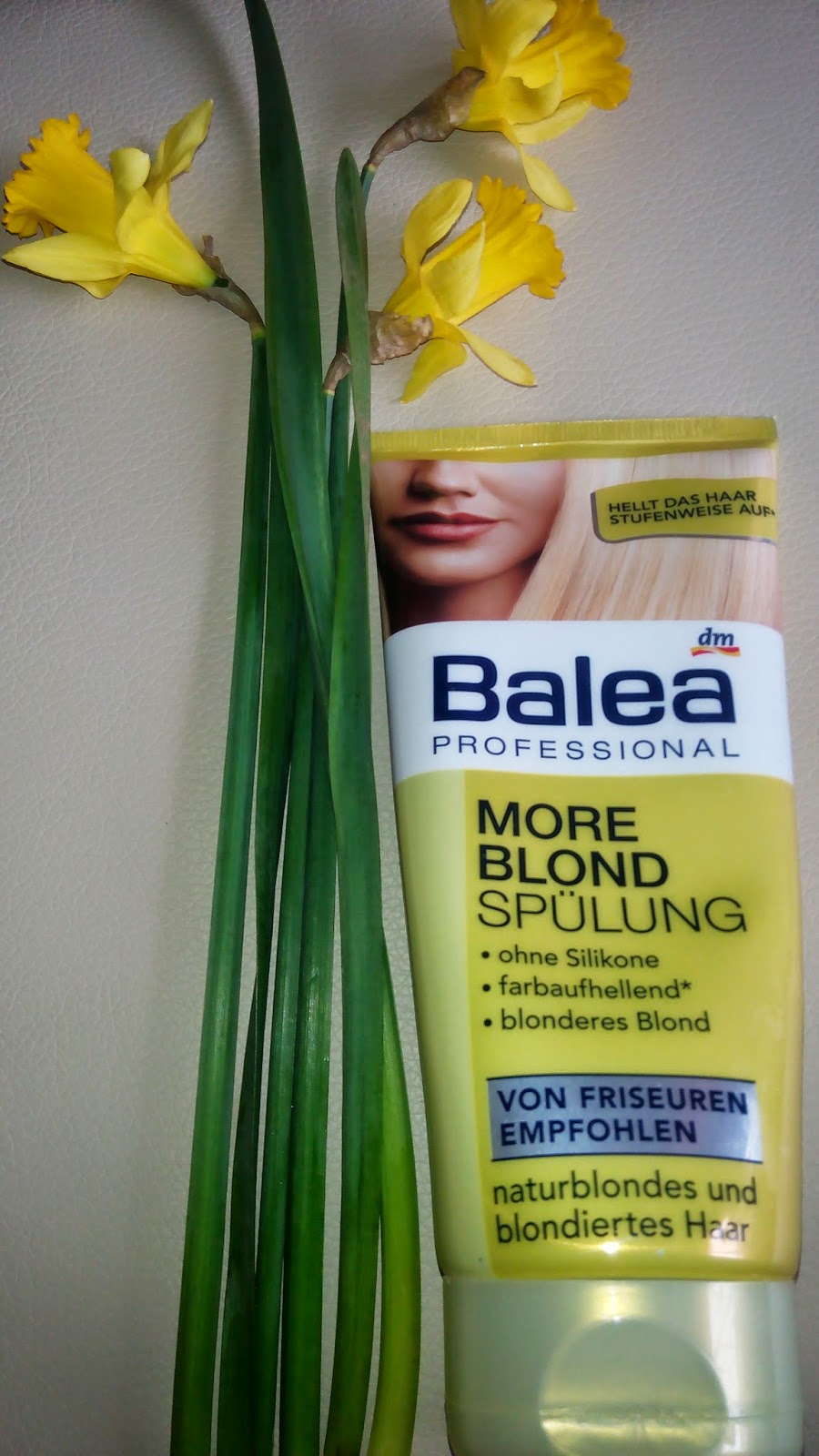 Balea Professional More Blond Spülung Review Ladys Online