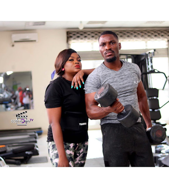 Tobi Bakre joins 'Jenifa's Dairy' as George – Funke Akindele reveals
