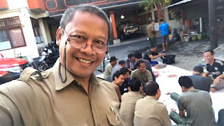 Persetujuan Kerja Sama Antara Kepala Balai KSDA Bali Degan Bupati Bangli