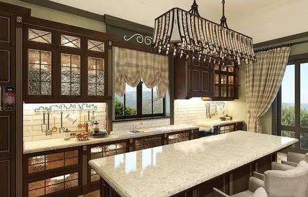 interior english style the kitchen
