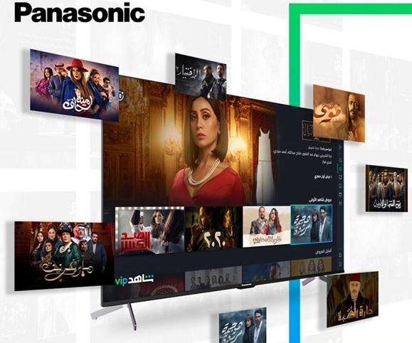 Panasonic 4K Android TV - Shahid App