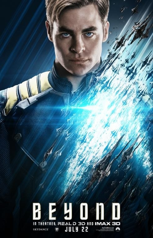 star trek beyond posters