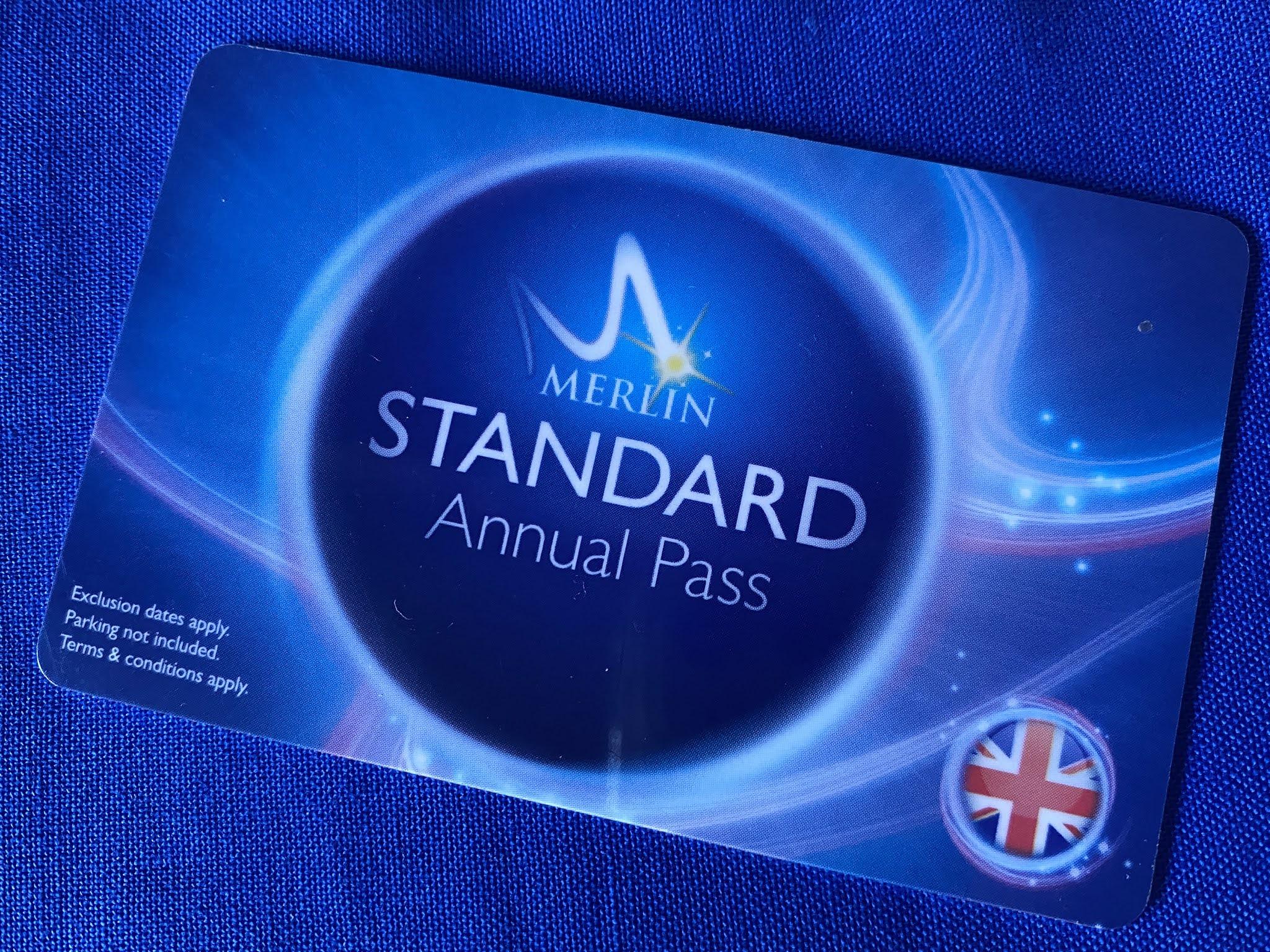 Merlin Standard Annual Pass