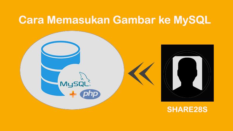 Cara Menyisipkan atau Upload Gambar ke Mysql - Panduan programming
