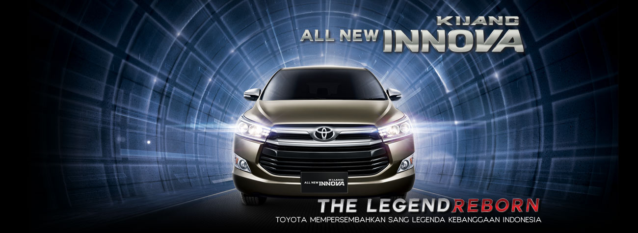 toyota all new kijang innova harga alphard executive lounge launching start in indonesia world jakarta pt astra motor tam will unveil its newest product the monday 11 23 2015 afternoon