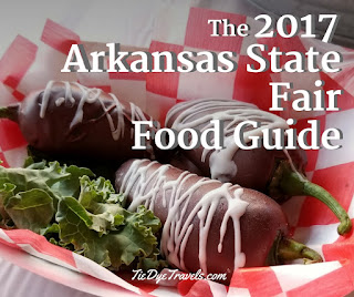 The 2017 arkansas state fair food guide tie dye travels with kat check out the annual arkansas state fair food preview here forumfinder Image collections