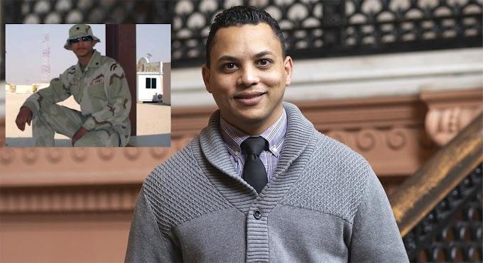 Dominicano que sobrevivió a un ataque con misil en Irak designado director de Servicios a Veteranos en Massachusetts