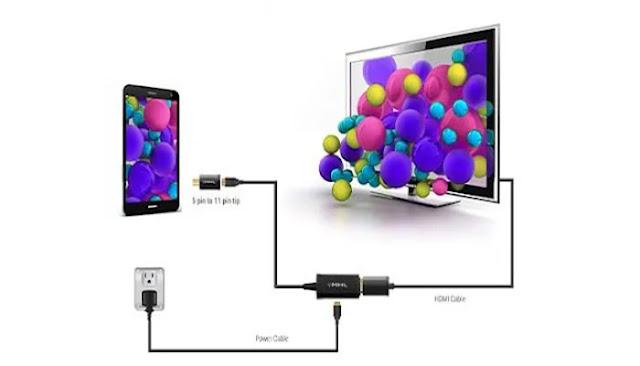 screen mirroring hp ke smart tv lg