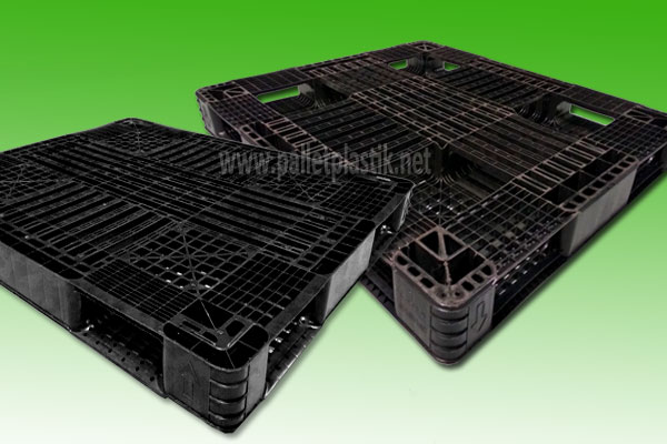 Promo Pallet Plastik Bekas Ukuran 1300x1100x130 mm