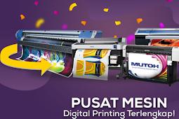 Rekomendasi Mesin digital printing yang bisa jadi pilihan