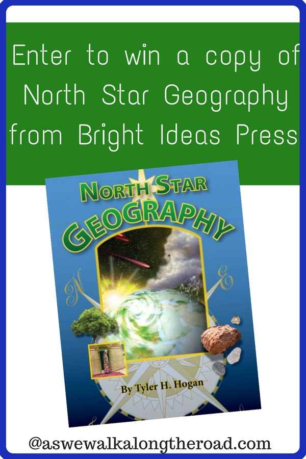 Geography curriculum giveaway