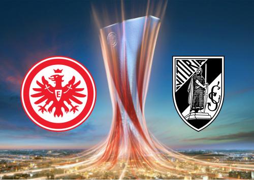 Eintracht Frankfurt vs Vitoria Guimaraes -Highlights 12 December 2019