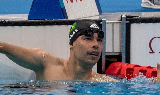 Cristão, Daniel Dias conquista a 25ª medalha paralímpica da carreira