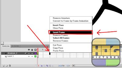 Cara Menggunakan Bone Tool di Adobe Flash Untuk Animasi - Hog Pictures