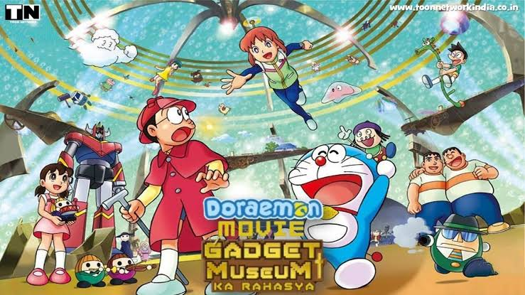Doraemon The Movie Gadget Museum Ka Rahasya Images in HD