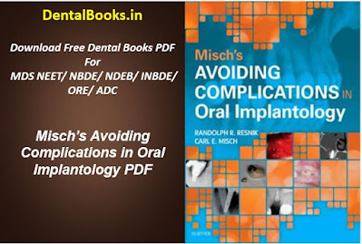 Misch's Avoiding Complications in Oral Implantology PDF