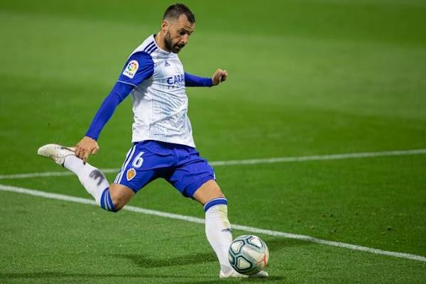 Oficial: Zaragoza, rescinde contrato Guitián