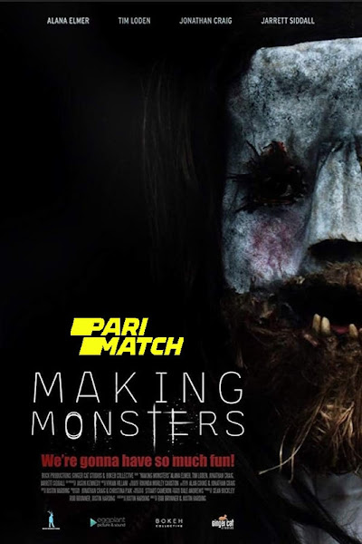 Making Monsters 2019 Dual Audio Hindi 300MB HDRip 480p Download
