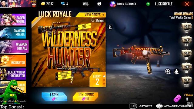 ump wilderness hunter