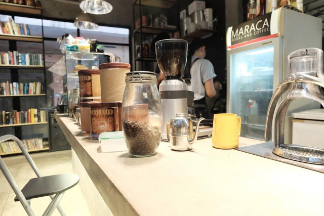 maraca cafe