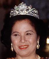 gandik diraja diamond tiara malaysia queen bainun perak