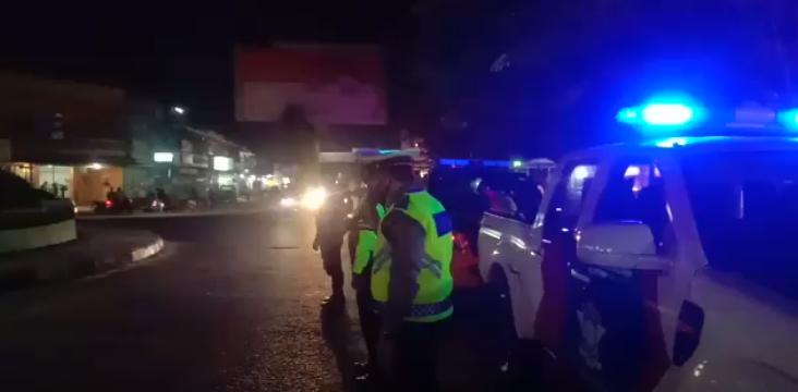 Sinergitas TNI-POLRI dan Pemko Tanjung Balai Menghimbau Warga Laksanakan Prokes Cegah Covid-19