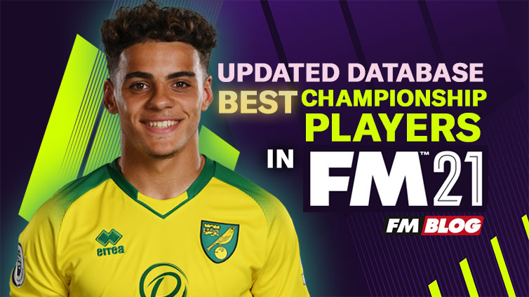 5 Best Championship Players in Football Manager 2021