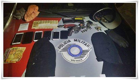 POLÍCIA MILITAR DESMANTELA QUADRILHA DE ROUBO DE CARGA EM JUQUIÁ