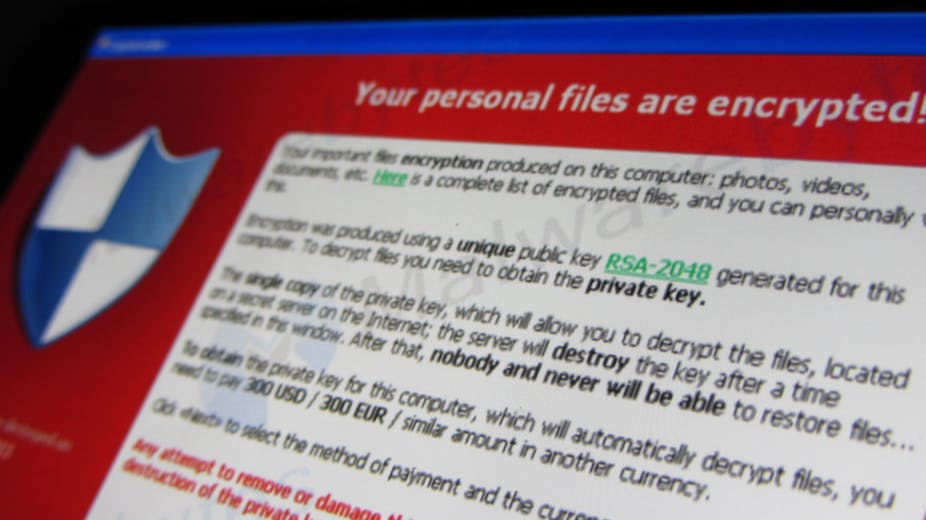 HOW TO AVOID RANSOMWARE ATTACK?