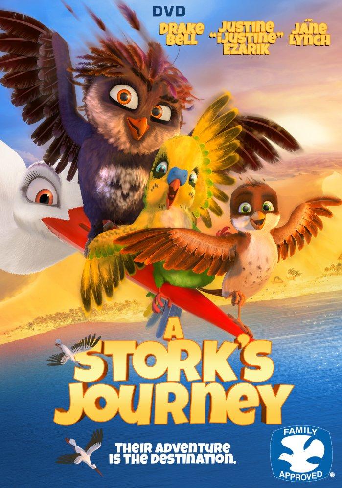 مشاهدة فيلم Storks Journey 2017 مترجم