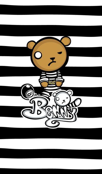 Benny in jail