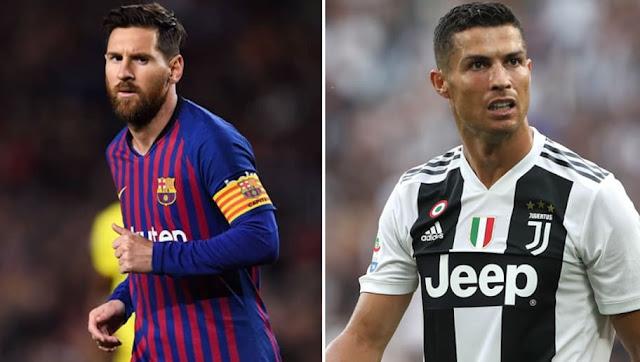Léo Messi et Cristiano Ronaldo ont le même rêve pour 2019