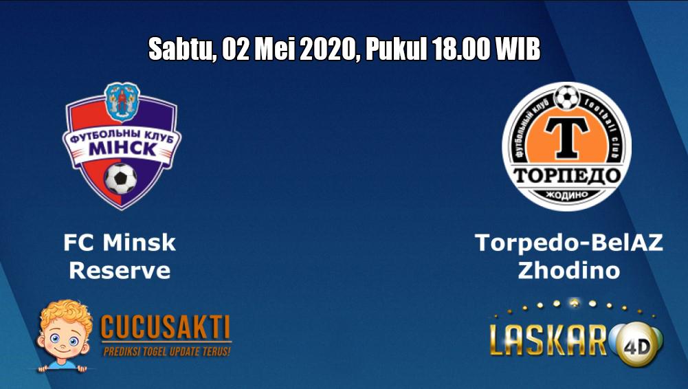 Prediksi FC Minsk VS Torpedo Zhodino 2 Mei 2020