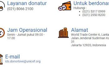 Begini Cara Berhenti Donasi UNICEF Indonesia, Ampuh