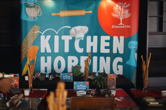 Kitchen Hopping by Almond Tree Cakes