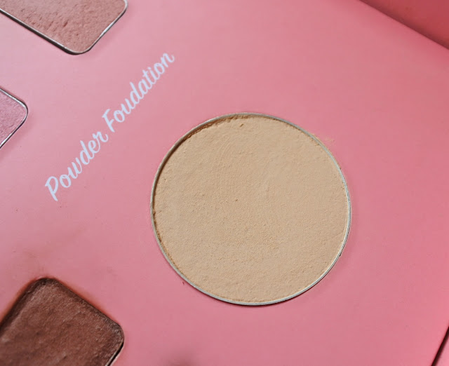 Review Mizzu Powder Foundation