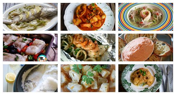 9 Deliciosas Recetas Con  Pescado