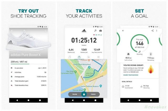 Adidas running app full