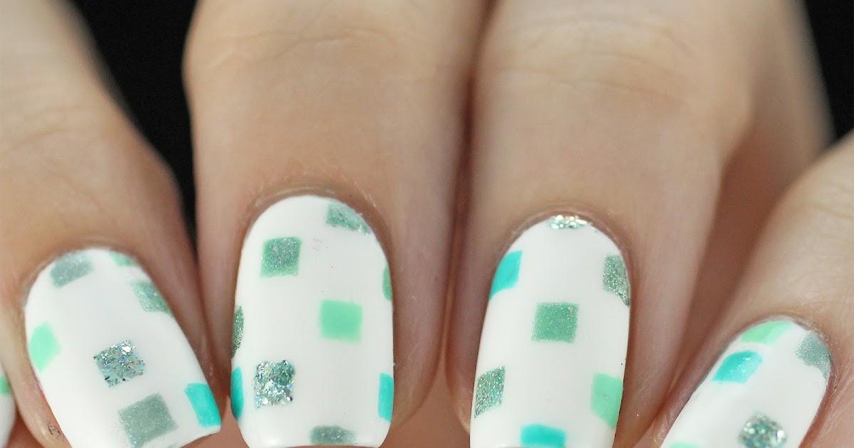 Copycat Claws 40 Great Nail Art Ideas Mint Green